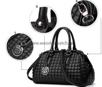 427ad5cf6e  Hot Προσφορά Τσάντα Lotus Μαύρη. -52%. BG-KL470main. BG-KL470. BG-KL470-1